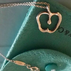 Tiffany's Apple necklace